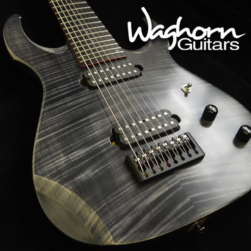 Waghorn Guitars ~ Custom Acoustic, Electric & Bass Guitars