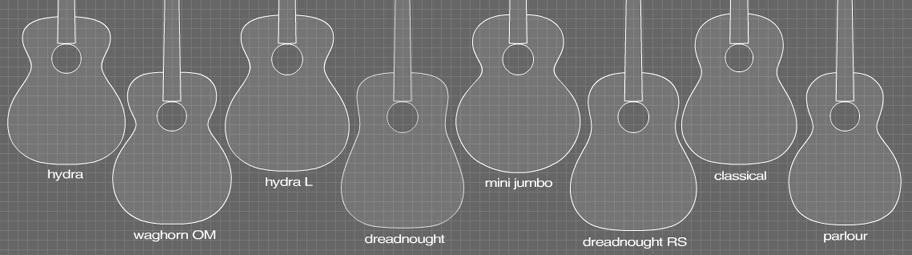 waghorn guitars custom acoustic guitars. Black Bedroom Furniture Sets. Home Design Ideas