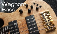 Waghorn Bass Guitars