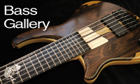 Waghorn Bass Guitar Gallery