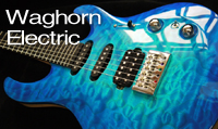 Waghorn Electric Guitars