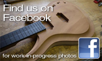 Waghorn Guitars Facebook Page